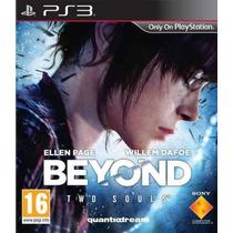 Beyond: Two Souls Ps3 Dublado Br - Cod Psn Envio Via Email