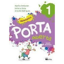 Porta Aberta - Matemática - 1º Ano - Ed. Renovada