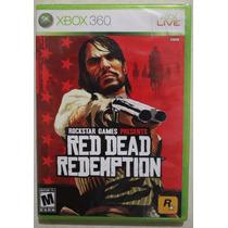 Red Dead Redemption Para Xbox 360 Excelentes Condiciones