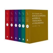 Enciclopédia Bíblia Teologia E Filosofia - Frete Gratis