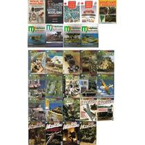 Libro Modelismo Ferromodelismo Avion Tanque Militar Diorama