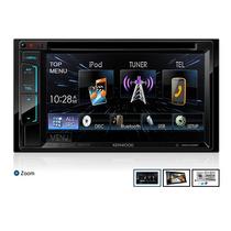 Stereo Dvd Kenwood Ddx415bt 2 Din 6,2 Usb Bluetooth Iphone