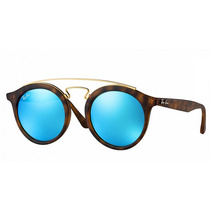 Gafas De Sol Ray Ban Rb 4256 New Gatsby Matte Havana - Lente