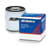 Filtro Oleo Ac Delco Gm Corsa Celta Meriva Agile Classic