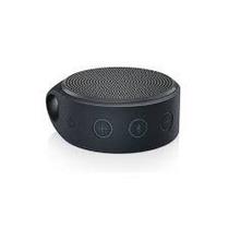 Bocinas Log X100 Mini 1.0 Bluetooth Negro