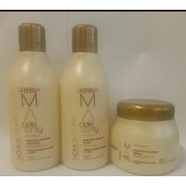 Kit Home Care Celebrity - Mônica Aguirre - Definity Hair