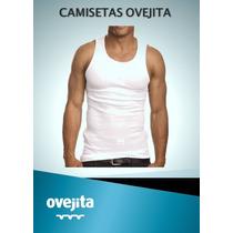 Camisetas Blancas Ovejita Talla Ss-s-m-l-xl