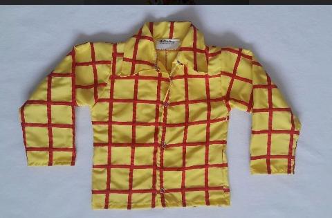 d1129b93dda0d Disfraz De Woody Toy Story Camisa Y Chaleco -   650