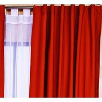 Cortina De Blackout Textil 100% Lavable
