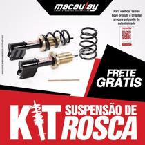 Peugeot 207 - Suspensão Rosca Regulável Macaulay Oficial