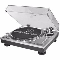 Toca Discos Audio-technica At-lp120-usb Pick-up Profissional