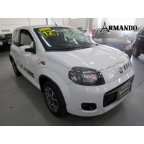 Fiat Uno 1.4 Sporting 8v Flex 2p Manual 2011/2012