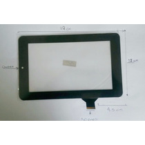 Touch Screen 7 Pulgadas Tablet Marvel Itab Playtab Aluminio