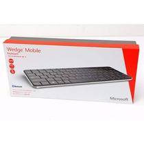 Teclado Inalambrico Microsoft Con Base Para Tablets U6r-0004