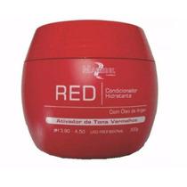 Máscara Maribel Hidratante Vermelha Tonalizante 500g