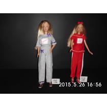 Barbie Fashionista Ropa Vestidos,accesorios,zapatos