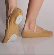 abb7975758 Sapatilha Ballet Lona Capezio - R  21
