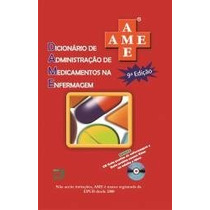 Ame - Dicionário De Administração De Medicamentos Na Enferma