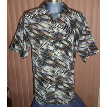 Oki Design Camisa Moda Urbana Talla Grande