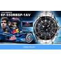Relógios Casio Edifice Red Bull 100%original Completo