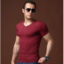 Camiseta Masculina Blusas Malha Regata Masculina Roupas Moda
