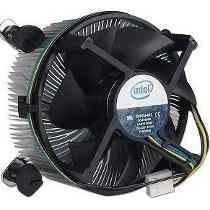 Cooler Fan 775 Intel Novo Na Caixa Original Garantia 1 Ano