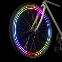 Luces Led Para Llantas De Bicicleta Monkeylectric 40 Lm