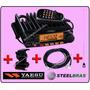 Pacote Py Vhf: Yaesu 2900 + Kit Antena Steelbras Top Linha