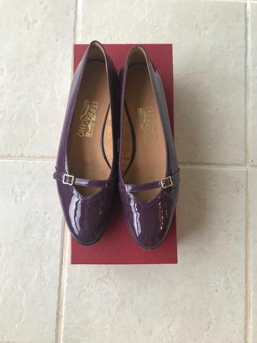 Sapato Salvatore Ferragamo Feminino Audrey - R  450,00 em Mercado Livre e4e8d0f8c9