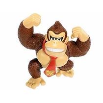 Boneco Donkey Kong World Of Nintendo Dtc