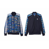 Adidas Campera Sst Tt Shoebox Reversible