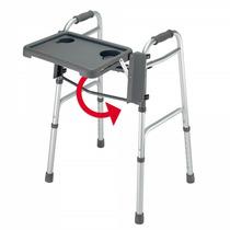 Mesa Portátil Para Andadera Walker Tray Discapacitados