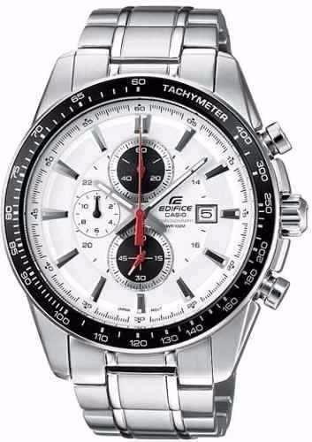 4f092421fbe9 Reloj Casio Edifice Ef 547d-7a1v Cronografo Mejor Precio! -   3.399 ...