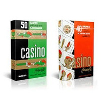 Naipes Casino - Oferta -