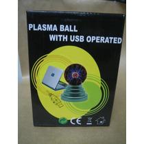 Plasma Ball /globo Plasma /bola Plasma Usb (importada)