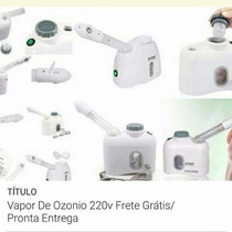 Vapor De Ozônio 220v Com Registo Da Anvisa 103603190001