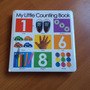 Libro Educativo Infantil Ingles- My Little Counting Book