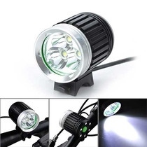 Lampara Bicicleta 1200 Lumens Luces Led Recargable Frontal