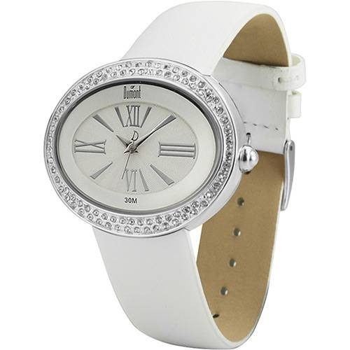708be88114a Relógio Feminino Dumont Analógico Casual - Sx35187 b - R  120