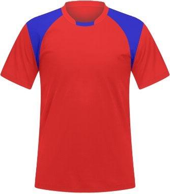 ac87623591bb3 Camisa Uniforme Futebol (unidade)  mínimo 8 Pçs   Vermelho - R  31 ...