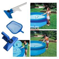 Intex Acessório De Limpeza Água Piscina Estrutural Inflável