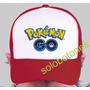 Pokemon Go Gorras Estampadas Souvenir 30 Unidades