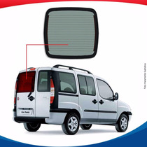 Vidro Vigia Traseiro Esquerdo Fiat Doblo Termico