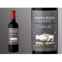 Santa Julia Reserva Varietales 750cc De Zuccardi