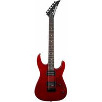 Jackson Js11 Metallic Red Vermelha Guitarra Js 11 Loja Gtia