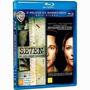 Blu Ray Seven + Curioso Caso De Benjamin Button Original