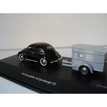Volkswagen 1950 Split Window Auto A Escala De Colección