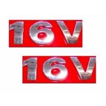 Emblemas Para-lama Gol G3 - 16v Geração 3 - Modelo Original