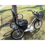 Triciclo Elétrico Deluxe Cadeira Almofadada 700 W 36 V 30ah