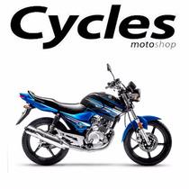 Yamaha Ybr 125 Full Anticipo $16.950 Saldo 12 Cuotas